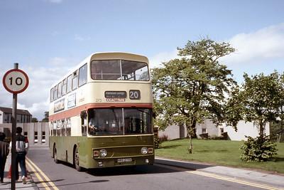 Grampian 273 Hillhead of Seaton Aberdeen Aug 85
