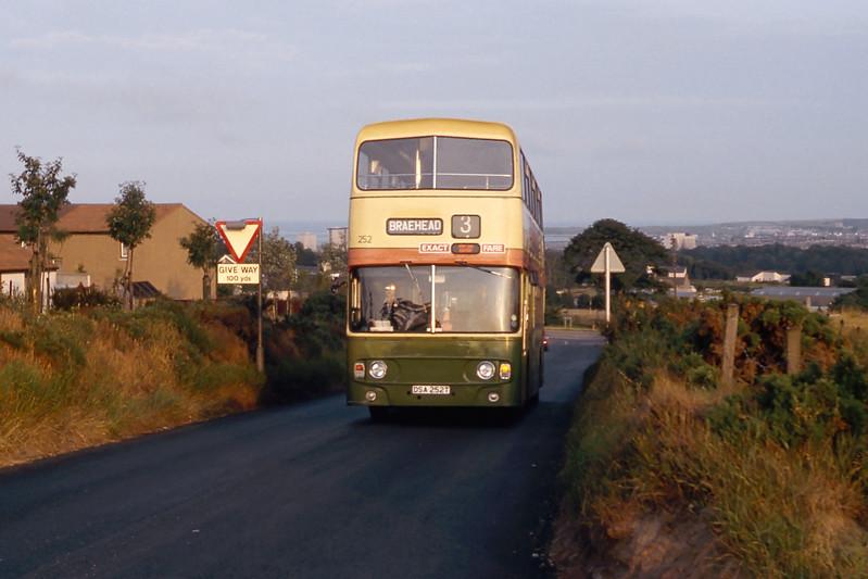Grampian 252 Braehead Aberdeen Jul 82