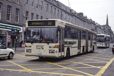 First Abdn 001 Union St Abdn Jul 99