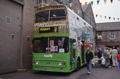 First Abdn 312 King St Depot Aug 98