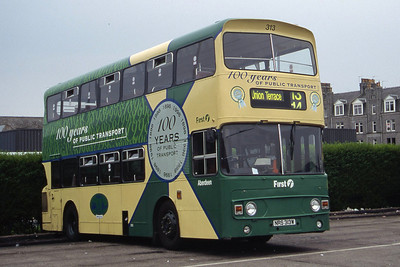 First Abdn 313 King St Depot Abdn 1 Jul 99