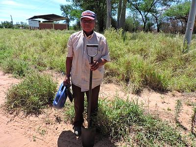 Comunidades flias agricultoras: Yalve Sanga Centro  P Enlhet