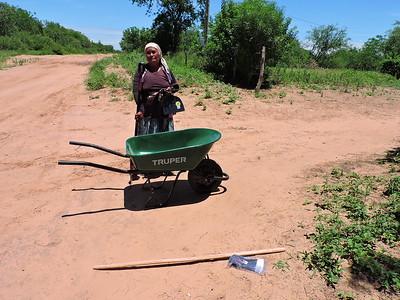 Comunidades flias agricultoras: comunidad Hope P Nivacle