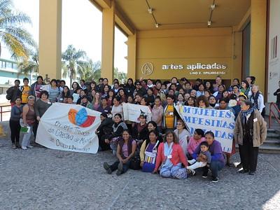 Encuentro mujeres Córdoba 2015