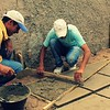 Capacitación en construcción de Cisternas. Norte de Córdoba.