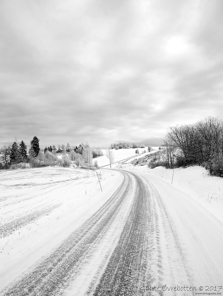 Vinterveg<br /> Road