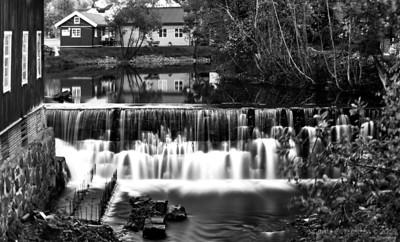Rosendal mølle (mill)