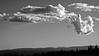 Utsyn. (Fran Ragnhildrud)<br /> Faraway montains.