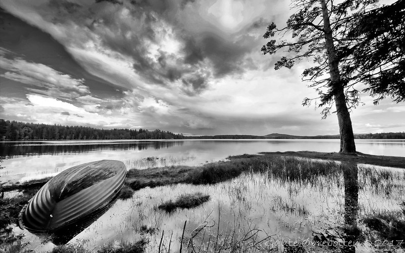 Våja<br /> Lake Våja