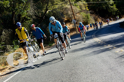 Images from Levi's GranFondo in Sonoma County.