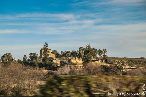 Granada Spain, Dec. 2016