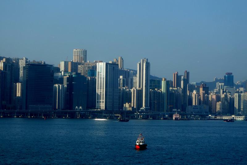 Hong Kong Port Of Call Nov 1st, 2014