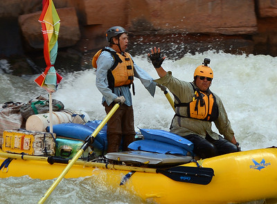 House Rock Rapid, HOOOAHHH!