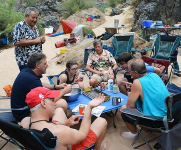 Schist Camp
