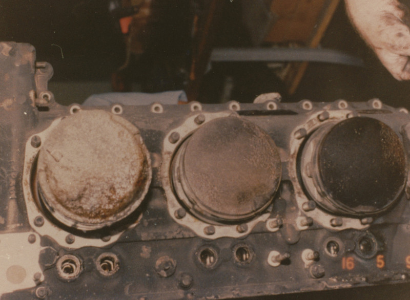 NTSB ENGINE ANALYSIS:<br /> <br /> Every component of the aircraft's turbo-charged Continental engine was dismantled and examined. No anomalies were found until the number one cylinder was removed revealing a severely melted piston.