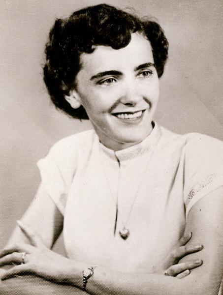Bessie Whitman (Photo courtesy of Stephen Bohanan)
