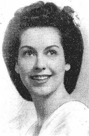 Gloria K. Townsend, 33 was not only a teletype operator for TWA, but she was also voted Miss Kansas City in 1940. She was returning home on Flight 2.