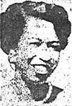 TWA Flight 2 passenger Lillian Carple, 39 worked as an Elevator Operator in the Los Angeles area.