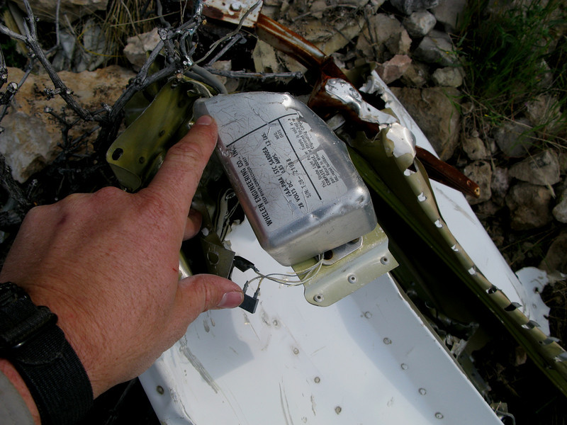 The strobe light power supply was manufactured by Whelen Engineering, Inc. It was one of two used to power the wing tip strobe lights on the aircraft.