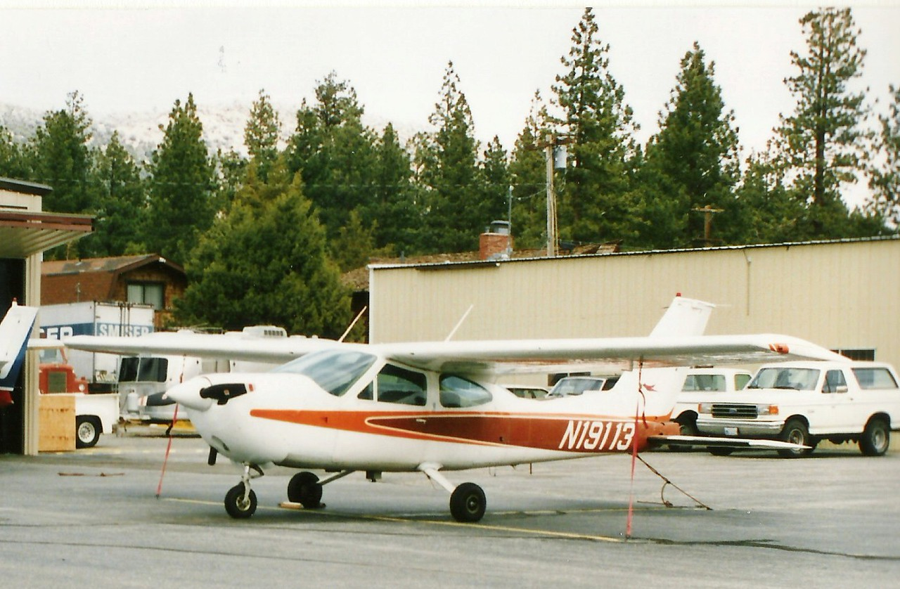 AIRCRAFT INVOLVED<br /> <br /> The Cessna 177 Cardinal is a light, high-wing general aviation aircraft that was intended to replace Cessna's 172 Skyhawk. First announced in 1967, it was produced from 1968 to 1978.<br /> <br /> The accident airplane, N19113 (s/n: 17702558) was a Cessna 177B built in 1976. It was a rental airplane from Aero Haven, Inc. of Big Bear City, California. (Courtesy of Ewald Tritscher)