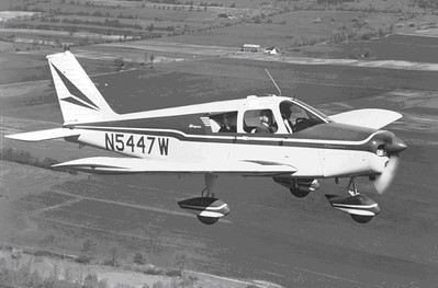 AIRCRAFT INVOLVED  Piper PA-28-180, S/N: 28-7305180 (N15899) was manufactured in 1972.  The aircraft was registered to the member owned flying club Phoenix Flyers, Inc. that operated it's fleet of Piper aircraft out of Phoenix, Arizona's Sky Harbor Airport.