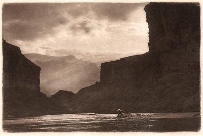 Grand Canyon Gravure