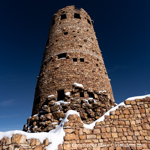 Desert Watch Tower