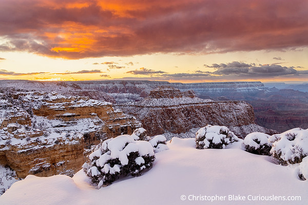 Moran Point Sunset