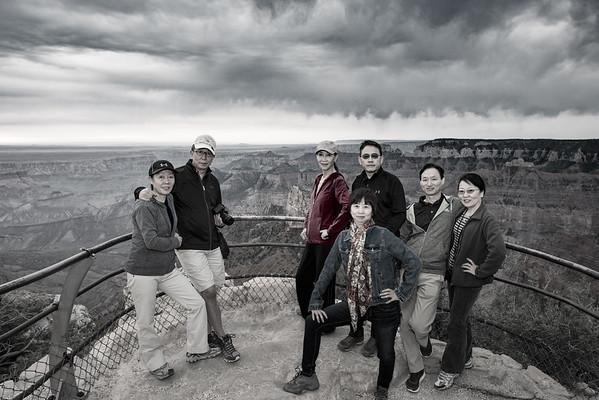 Grand Canyon North Rim 2017