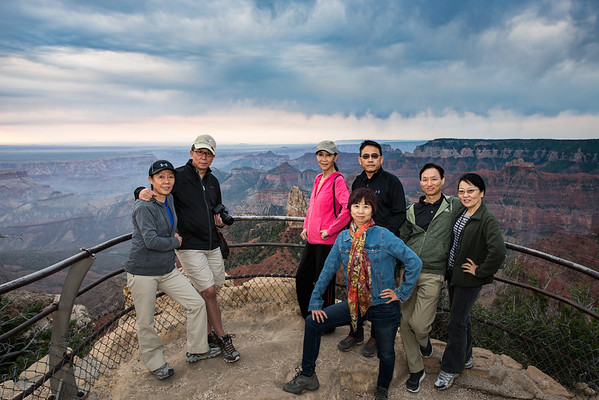 Grand Canyon North Rim EMail 2017
