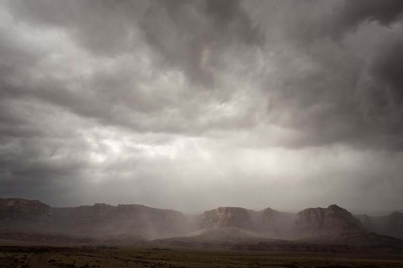 Monsoon Near Horseshoe Bend