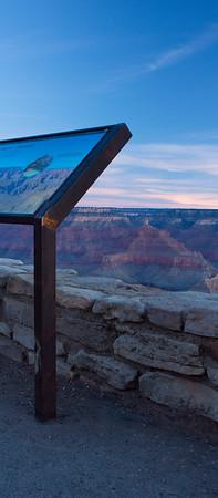 Grand Canyon Rim, 2017