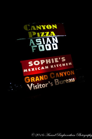 Cause there is only 1 Asian food