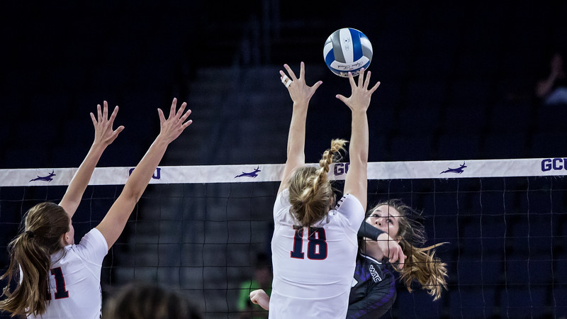 Volleyball GCU Women vs Gonzaga 20170909-18