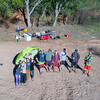 Grand Canyon Youth instructor campers, Tapco RAP, 3/24/17