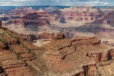 Trail of Time, Grand Canyon South Rim, 2017