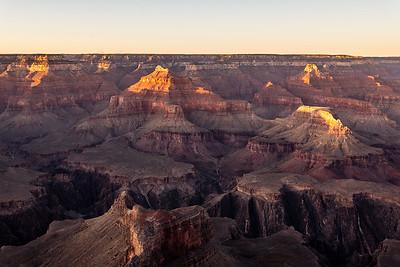 Hopi Point, Grand Canyon South Rim, 2017