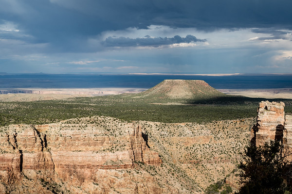 Desert View Watchtower, Grand Canyon South Rim, 2017