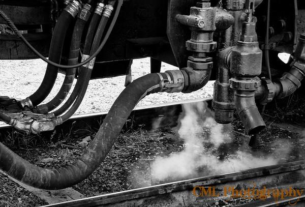 Venting  Grand Canyon Railroad