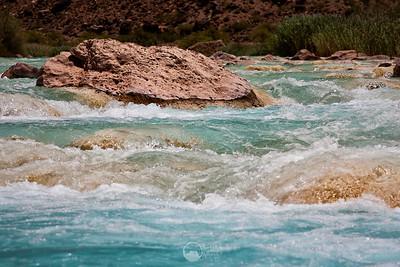 Little Colorado River.
