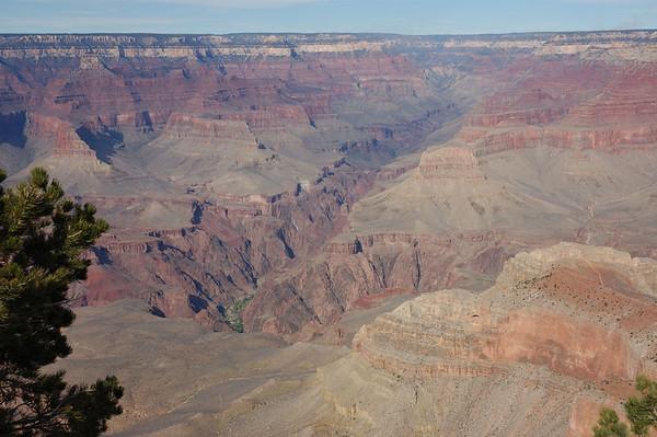Grand Canyon Phantom Ranch 11/18-21/07