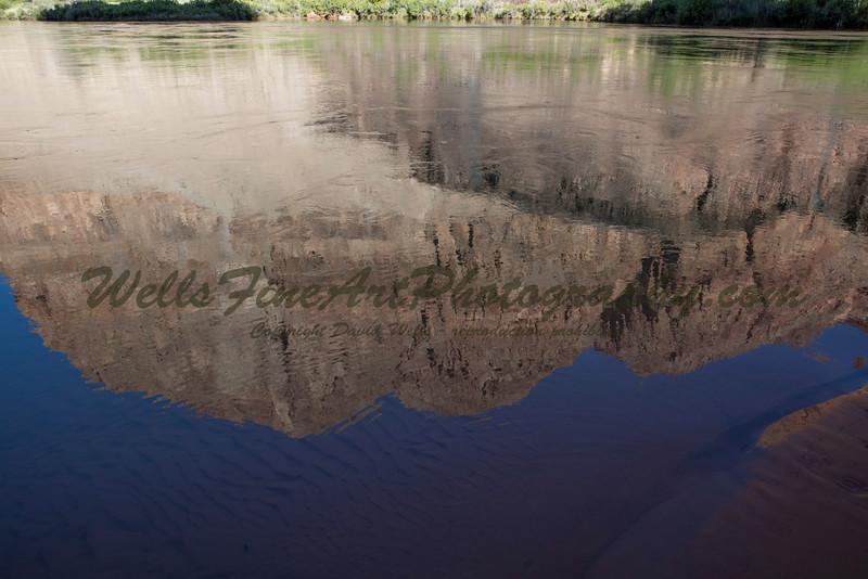 Reflections at Whitmore Wash