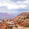 Grand Canyon National Park landscape.