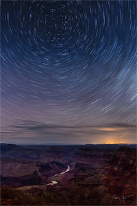 Celestial Carousel, Desert View, Grand Canyon