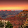 Sunrise, Grand Canyon, Arizona