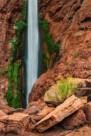 Deer Creek Fall, Grand Canyon