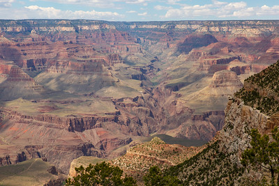 June at the Grand Canyon Two
