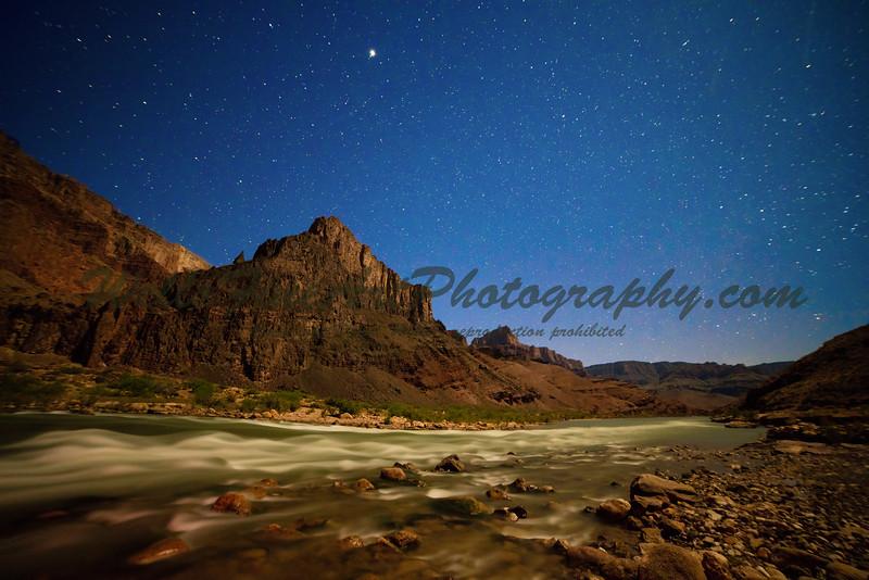 Lava Chuar night