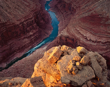 Colorado River, North Canyon Rapids, Grand Canyon