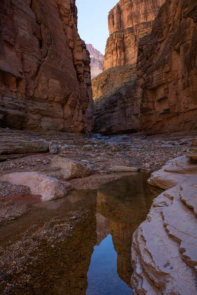 National Canyon reflections